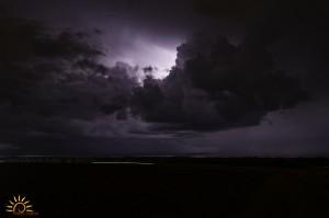 Intra-nuageux et bourgeonnement