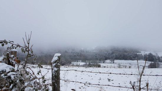 Paysage en Montagne Bourbonnaise (Allier 03)