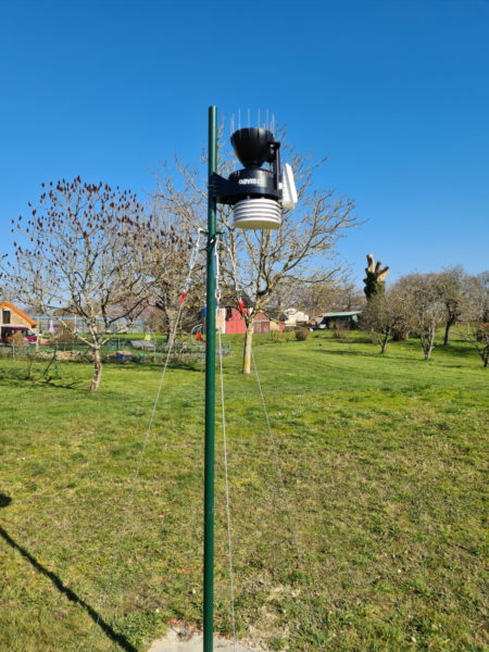 Station météorologique Lys-St-Georges - Indre - 36