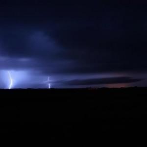 Chasse à l'orage du 17  au 18 Juin 2012
