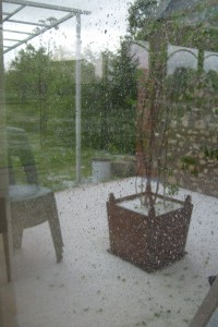 Après l'orage - Mai 2012
