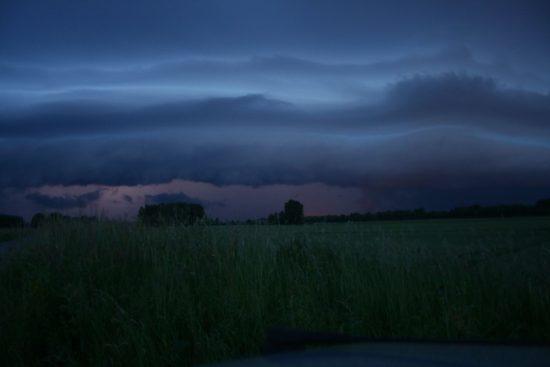 Arcus à Dry (Loiret - 45)