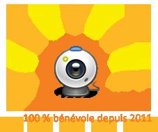 Logo réseau de webcam de l'association Météo Centre